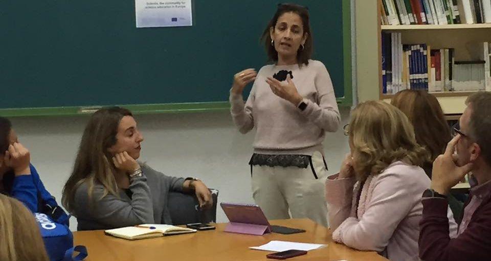 PALMA GARCÍA HORMIGO, EMBAJADORA SCIENTIX