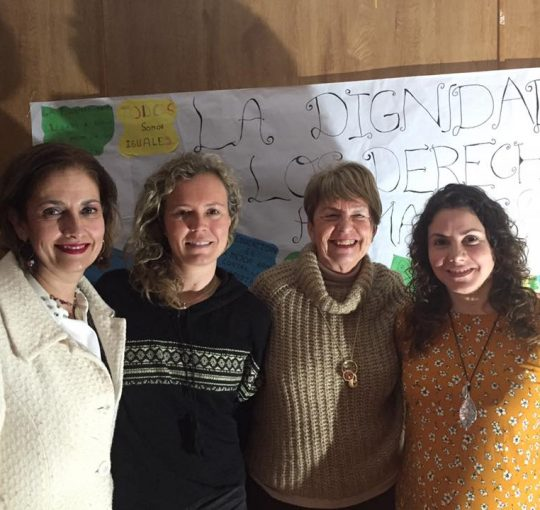 Mesa redonda Día Internacional de la Mujer y la Niña en la Ciencia