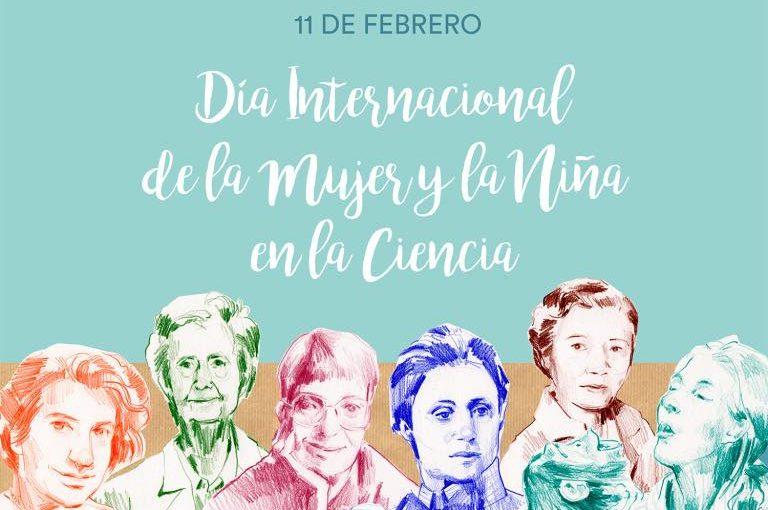 11 de febrero Día de la mujer y la niña en la Ciencia