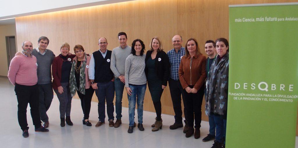 Encuentro anual Feria de Ciencias de Andalucía