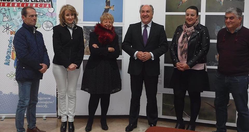 Exposición Aves de Ceuta