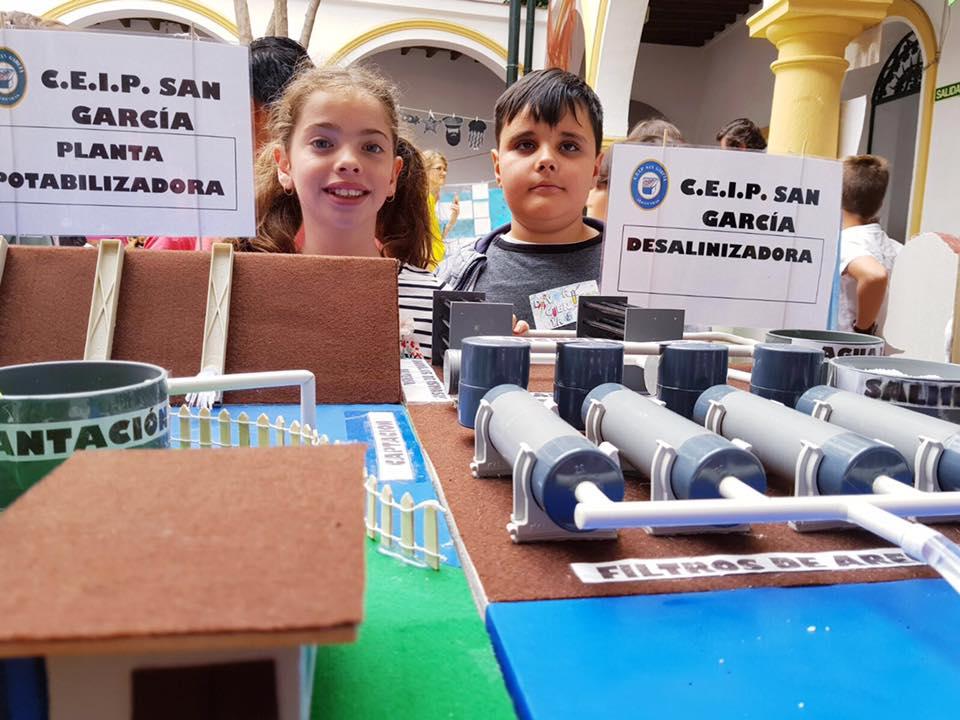 Agua a Con – Ciencia elegido como ejemplo de Buenas Prácticas Docentes en Andalucía