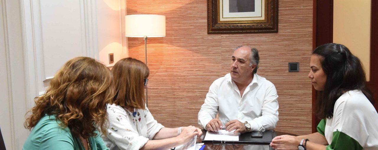 Colaboración con la Escuela de Enfermería y el Ayuntamiento de la Ciudad