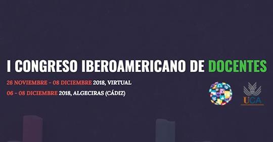 Primer Congreso Iberoamericano de Docentes