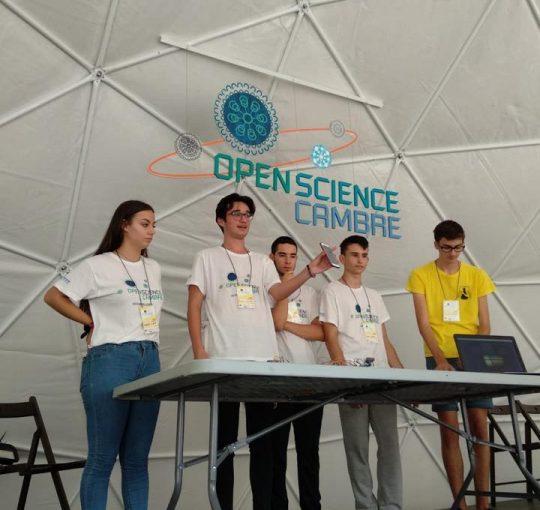 Open Science en Cambre