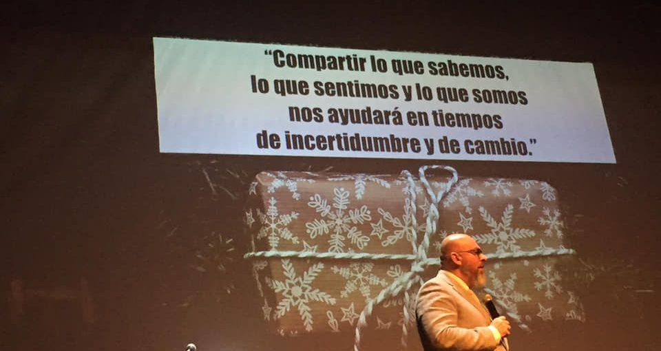 I Congreso Iberoamericano de Docentes. Conferencia Inaugural.