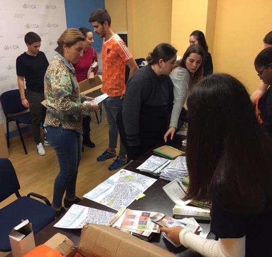 Voluntarios I Congreso Iberoamericano de Docentes