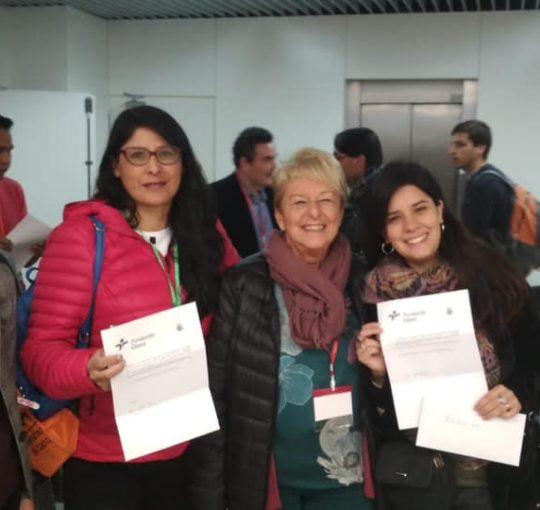 I Congreso Iberoamericano de Docentes. Becas Cepsa