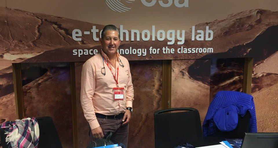 Workshop de la ESA en Bélgica