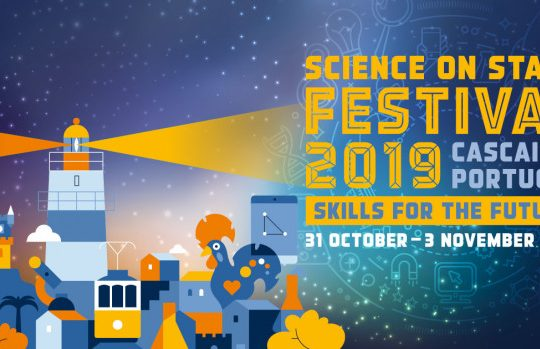 SCIENCE ON STAGE FESTIVAL 2019
