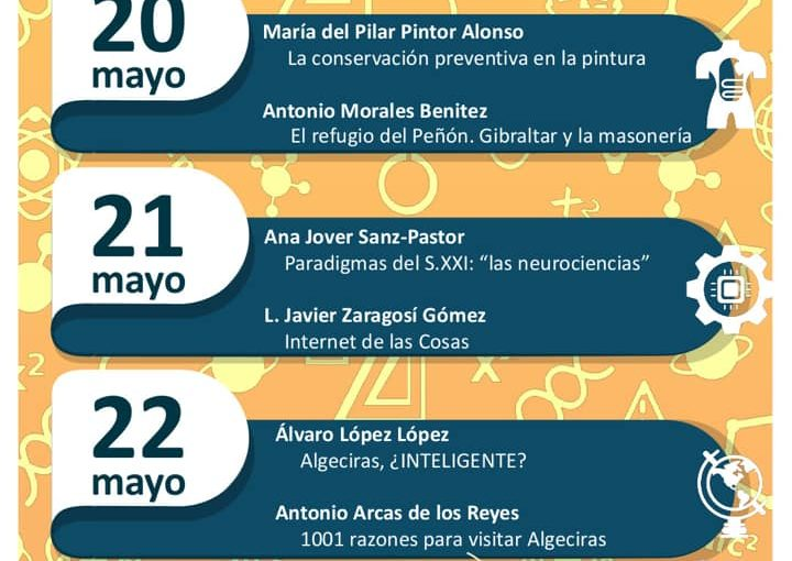 PINT OF SCIENCE ALGECIRAS 2019