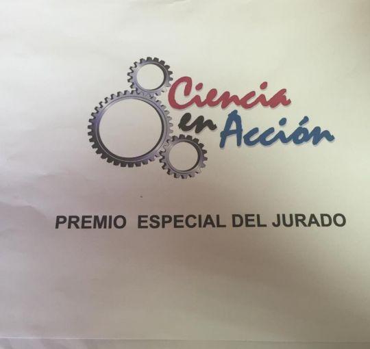 ACTA DEL JURADO DE CIENCIA EN ACCIÓN
