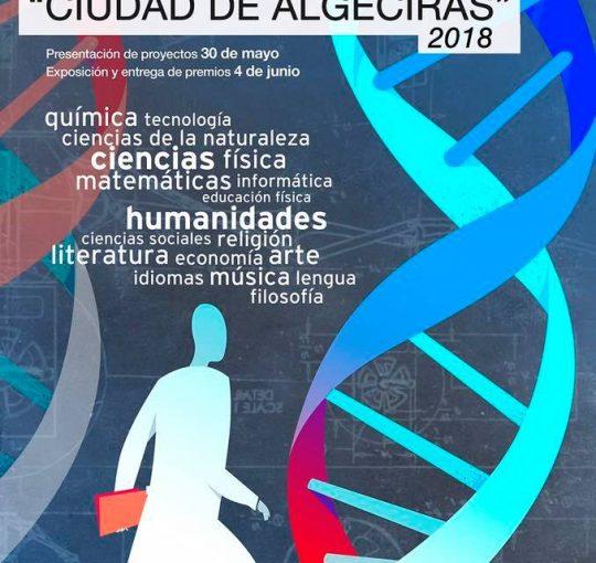 """VI Certamen Jóvenes Investigadores """"Ciudad de Algeciras"""""""