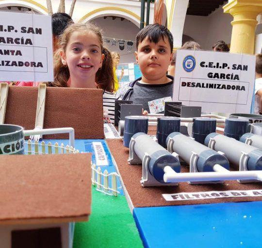 Agua a Con - Ciencia elegido como ejemplo de Buenas Prácticas Docentes en Andalucía