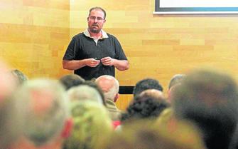 Asier Unciti nombrado catedrático de la Universidad de Edimburgo