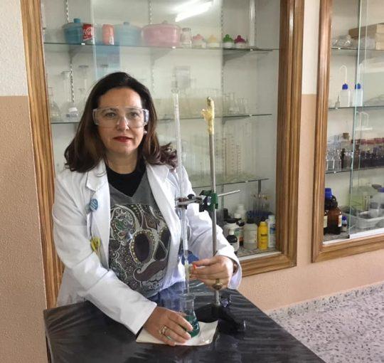 NURIA MUÑOZ MOLINA SERÁ JURADO EN SCIENCE ON STAGE