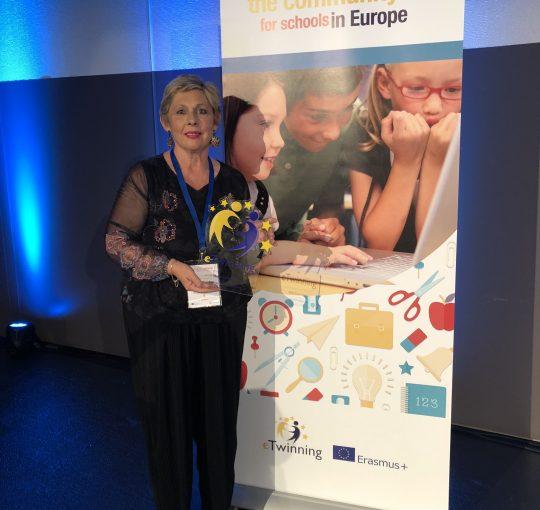 ETWINNING EUROPEAN  PRIZES 2019