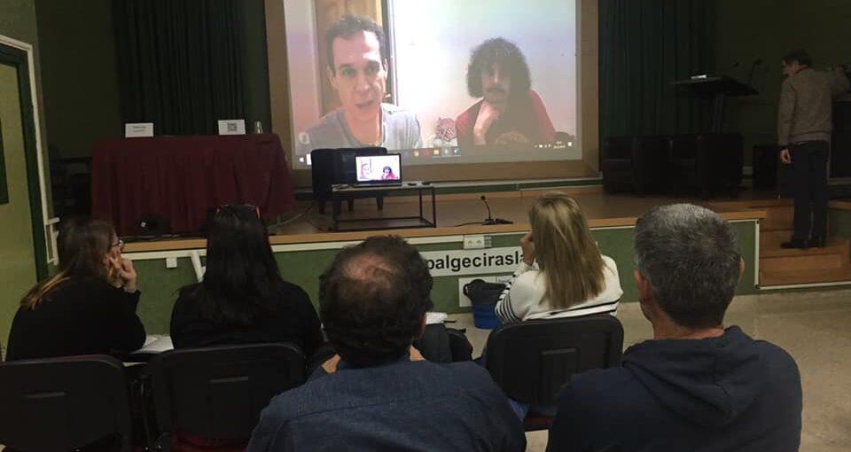 """""""MAPEANDO R OKAMURAE DESDE EL ESPACIO"""""""