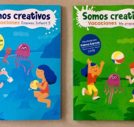 """""""SOMOS CREATIVOS"""""""