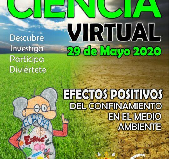 FERIA DE LA CIENCIA VIRTUAL