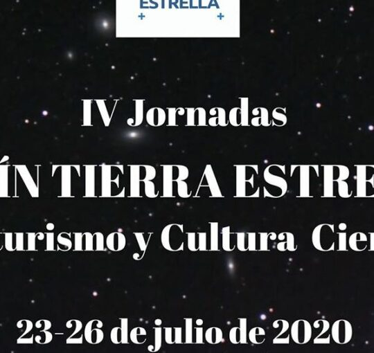 "IV JORNADAS ""LERÍN TIERRA ESTRELLA"""