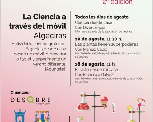 CIENCIA AL FRESQUITO EN ALGECIRAS