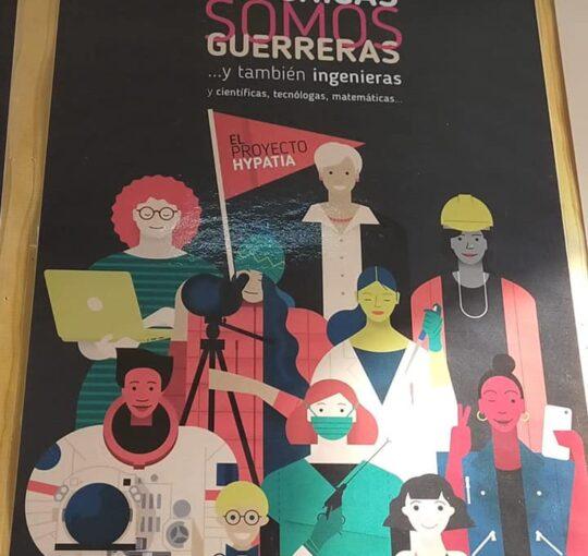 """""""LAS CHICAS SOMOS GUERRERAS"""""""