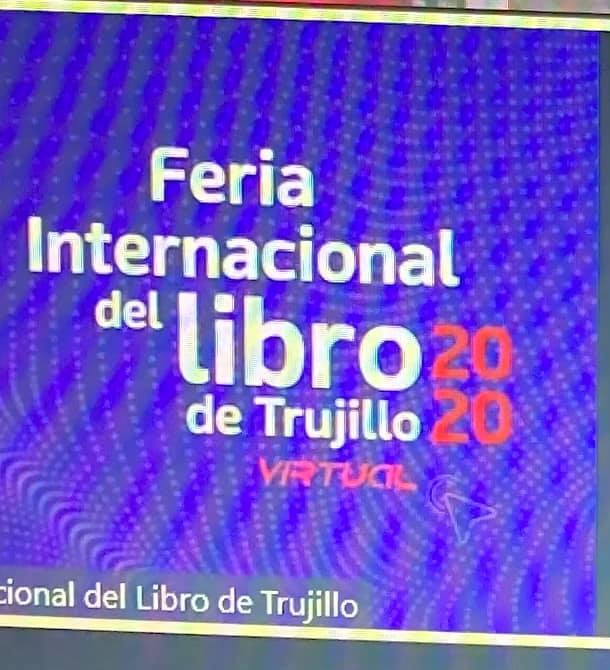 FERIA INTERNACIONAL DEL LIBRO DE TRUJILLO, PERÚ