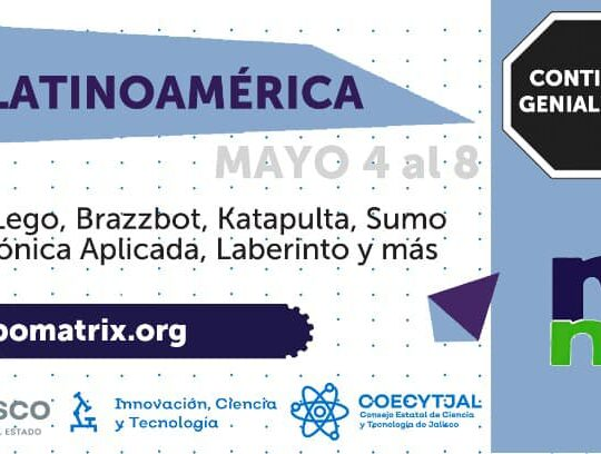X ROBOMATRIX LATINOAMÉRICA
