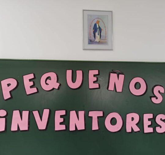 PEQUEÑOS INVENTORES