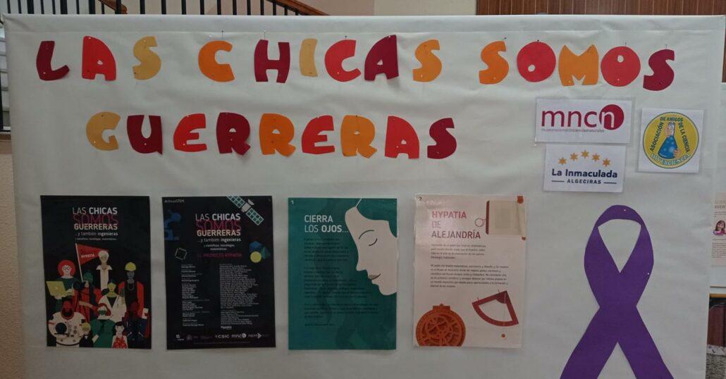 LAS CHICAS SOMOS GUERRERAS