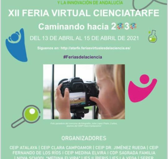 FERIA VIRTUAL CIENCIATA