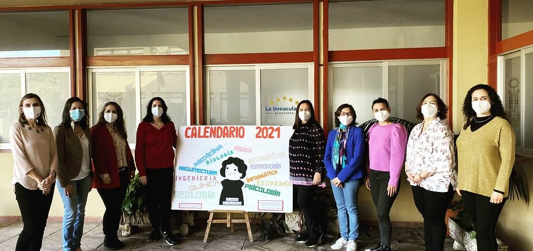 CALENDARIO 2021 COLEGIO LA INMACULADA