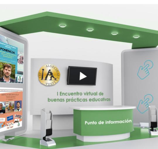 I ENCUENTRO DE BUENAS PRÁCTICAS EDUCATIVAS. CEP ALGECIRAS - LA LÍNEA