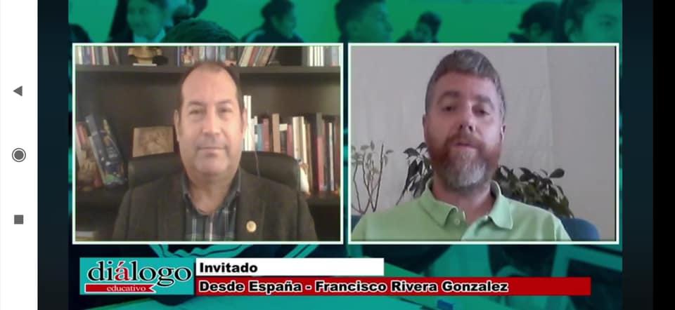 DIÁLOGO EDUCATIVO TV PERUANA