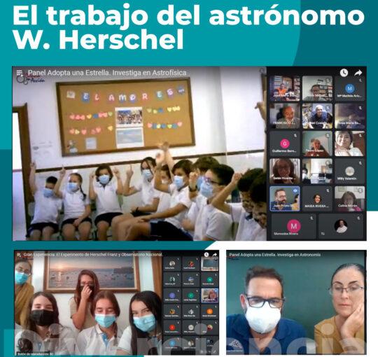 EL TRABAJO DEL ASTRÓNOMO W. HERSCHEL