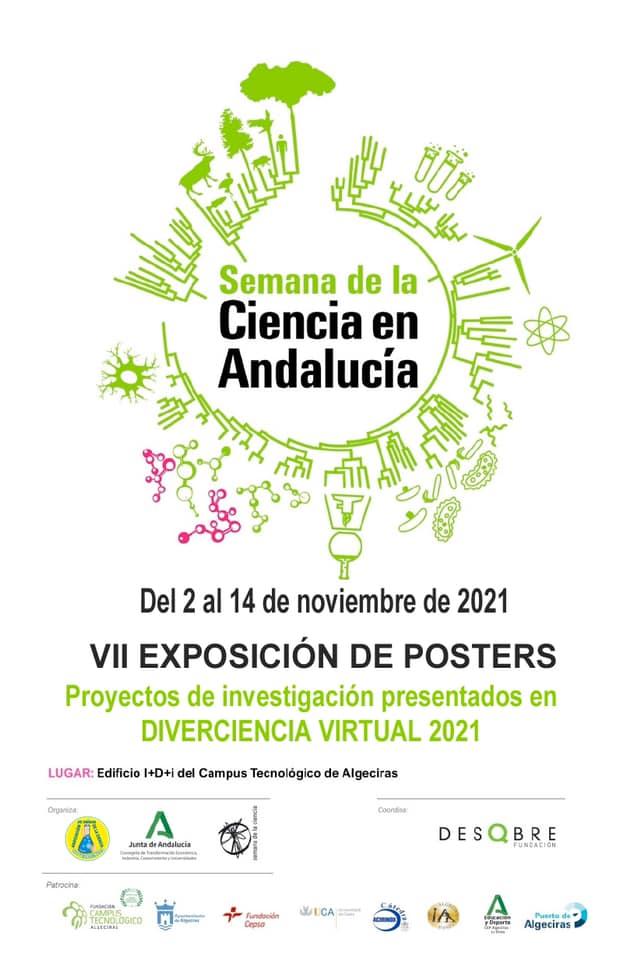 VII EXPOSICIÓN DE POSTERS DIVERCIENCIA VIRTUAL 2021